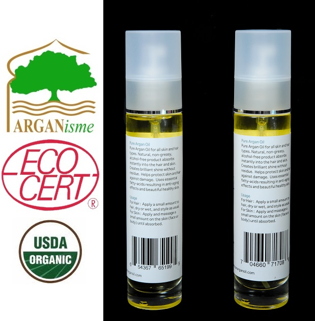organic argan oil private label | ARGANisme