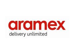 logo aramex equalized