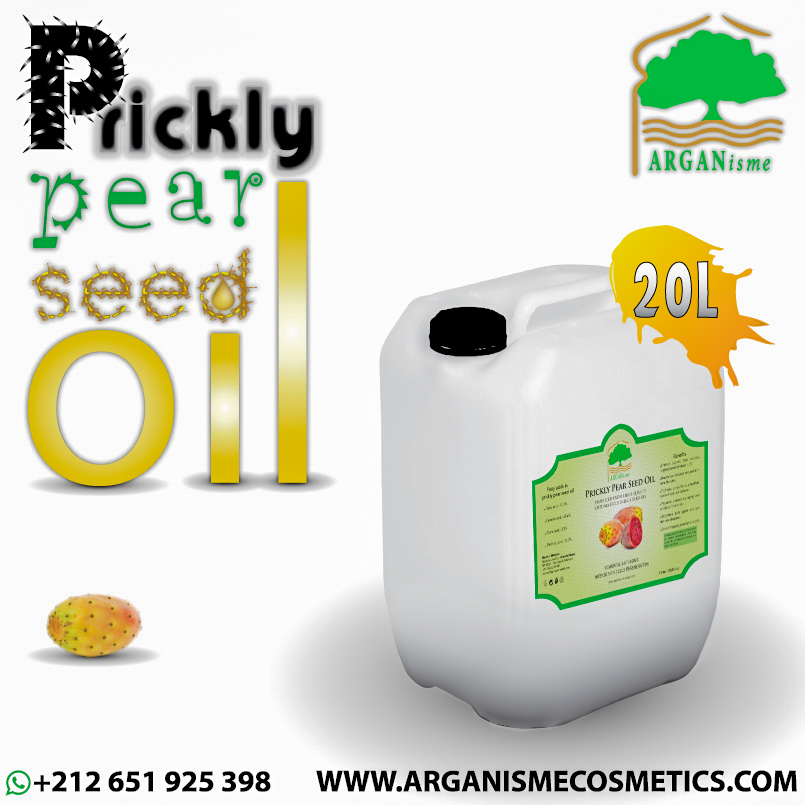 Prickly Pear Seed Oil private label