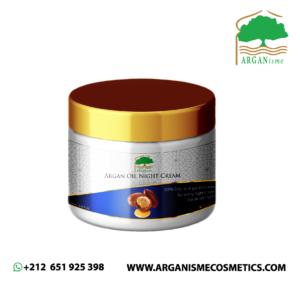 argan oil night cream