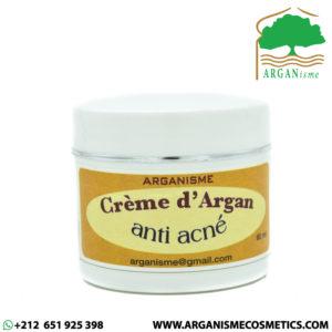 créme d argan anti-acné