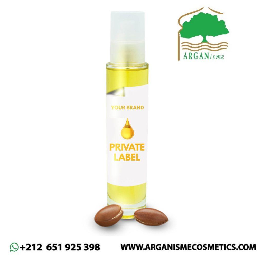 private label argan oil